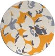 rug #102949 | round art deco rug