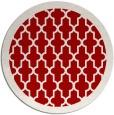 rug #118681 | round art deco rug