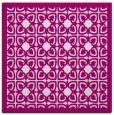 rug #126285   square contemporary rug