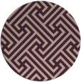 rug #171397   round art deco rug