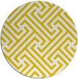 rug #171541   round art deco rug