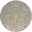 rug #176521 | round art deco rug