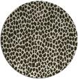 rug #176697 | round art deco rug