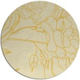 rug #178569 | round art deco rug