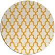 rug #182137   round art deco rug