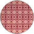 rug #185537 | round art deco rug