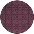 rug #185545   round art deco rug