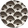 rug #192657   round art deco rug