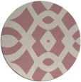 rug #205661   round art deco rug