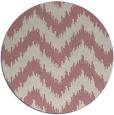 rug #210941 | round art deco rug