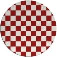 rug #221409   round art deco rug