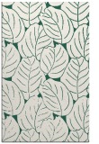 collected leaves rug - product 226222