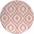 rug #251301 | round art deco rug