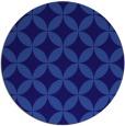 rug #252945 | round art deco rug
