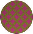 rug #253169 | round art deco rug