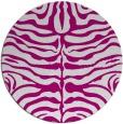 rug #275821 | round art deco rug