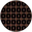 rug #291577   round art deco rug