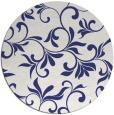rug #304161 | round art deco rug