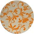 rug #304197   round art deco rug