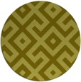 rug #314761 | round art deco rug