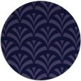 rug #337405 | round art deco rug