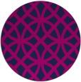 rug #339109   round art deco rug