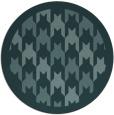 rug #349713 | round art deco rug