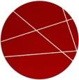 rug #374521 | round art deco rug