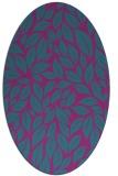 leafy rug - product 375402