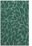 leafy rug - product 375822