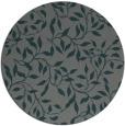 rug #379689 | round art deco rug