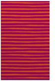 rug #382995 |  stripes rug
