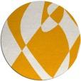 rug #392217 | round art deco rug