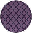 rug #397257 | round art deco rug
