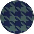 rug #405993 | round art deco rug