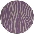 rug #407901 | round art deco rug