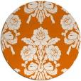 rug #409673 | round art deco rug