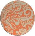 rug #413197   round art deco rug