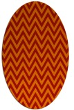 rug #416061 | oval rug