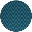 rug #416569 | round art deco rug