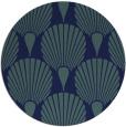 rug #427113   round art deco rug
