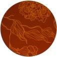 rug #443177 | round art deco rug