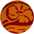 rug #448389 | round art deco rug