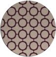 rug #465961   round art deco rug