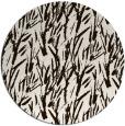 rug #467857 | round art deco rug
