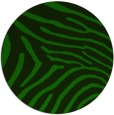 rug #472909   round art deco rug