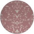 rug #476701   round art deco rug