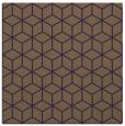 rug #482577 | square contemporary rug