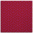 rug #505477 | square contemporary rug