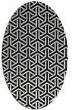 rug #505582   oval rug